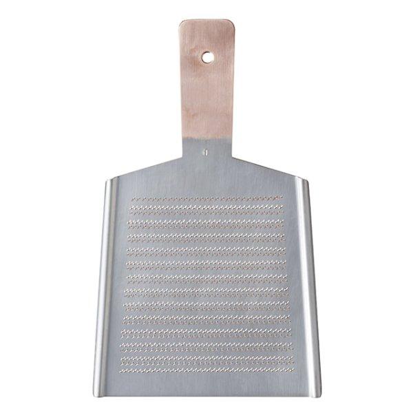 画像1: 純銅製 おろし金・片面・1番 大根用・正規品 (1)