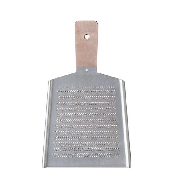画像1: 純銅製 おろし金・片面・2番 大根用・正規品 (1)