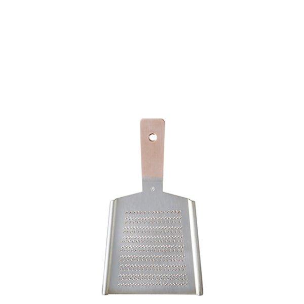 画像1: 純銅製 おろし金・片面・6番 大根用・正規品 (1)